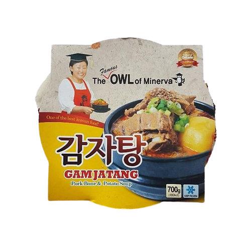 韩式猪骨汤700g