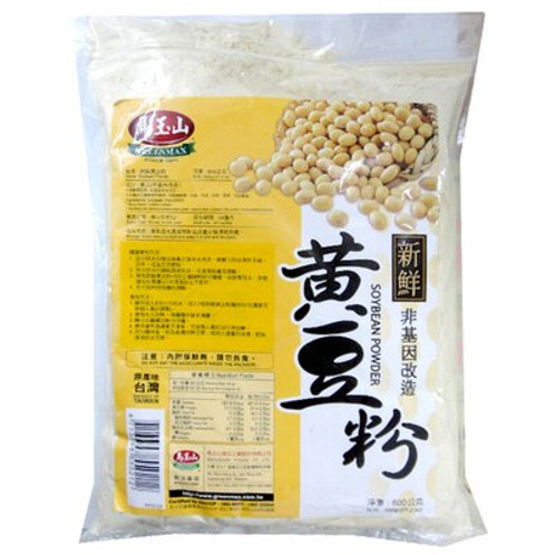 马玉山香纯黄豆粉300g