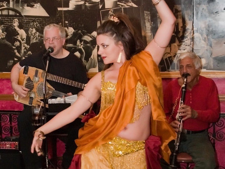 The timeless beauty of American Cabaret belly dance