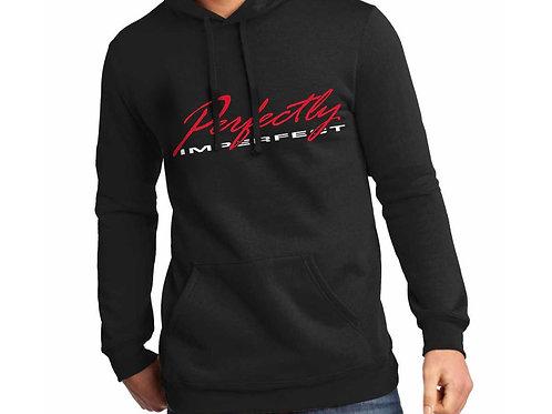 Perfectly Imperfect Unisex Hooded Sweatshirt