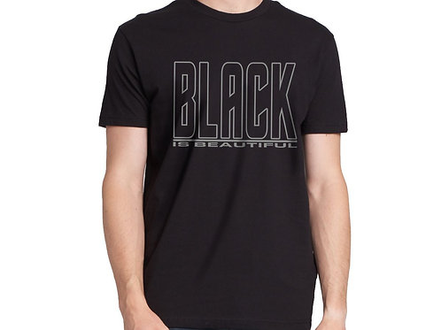 Black is Beautiful Men's T-Shirt