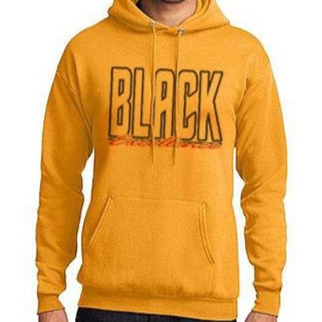 Black Excellence Unisex Hooded Sweatshirt