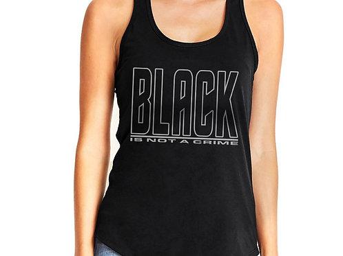 Black is Beautiful Women's Racerback Tank Top