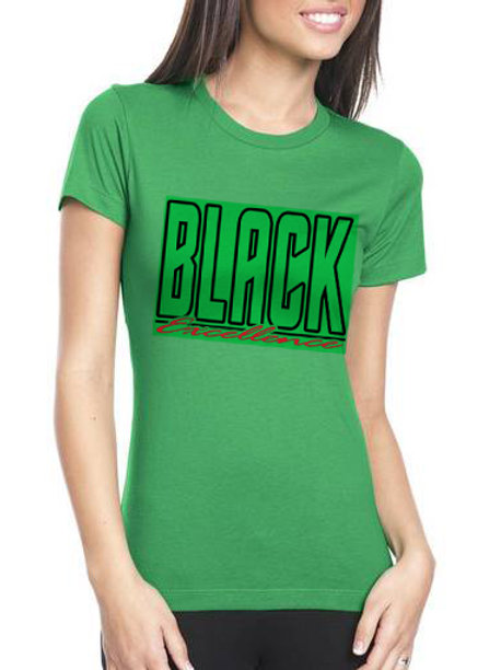 Black Excellence Women's T-Shirt