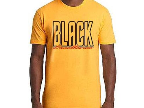 Black Excellence Men's T-Shirt