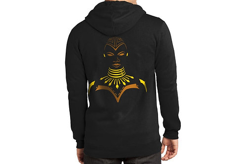 The General Zipped Hooded Sweatshirt