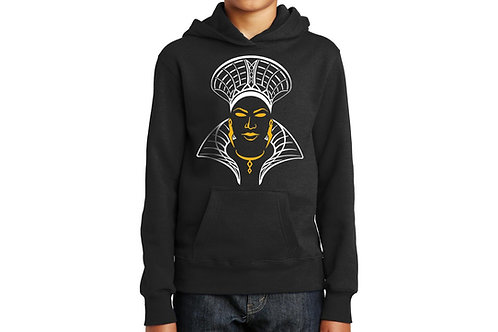 The Influencer Youth Hooded Sweatshirt