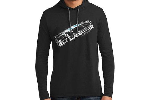 LNS-1 Men's Hooded T-Shirt