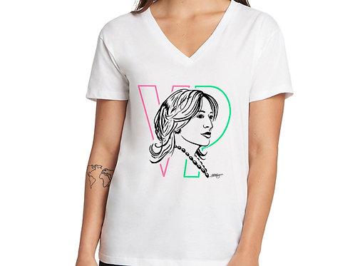 VP Women's V-Neck