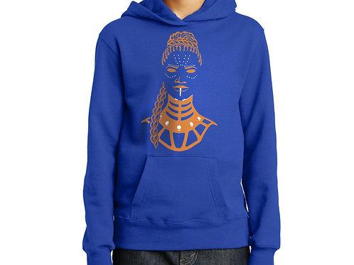 The Genius Youth Hooded Sweatshirt