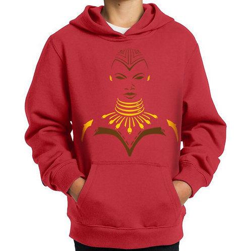 The General Youth Hooded Sweatshirt