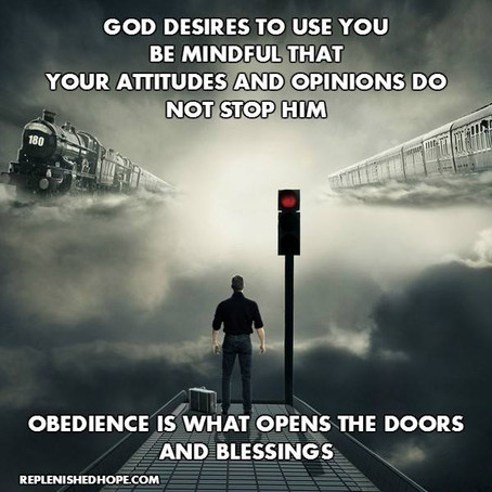 God Desires To Use You