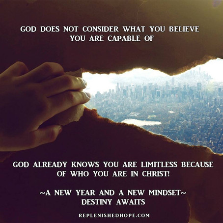 Limitless With God
