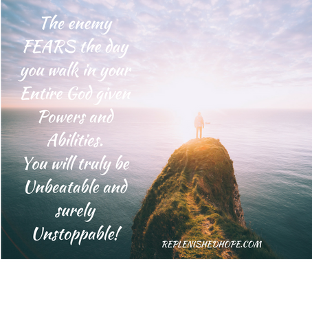 The Walk in God