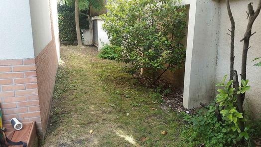 Terrasse bois résineux Montevrain LMJ77