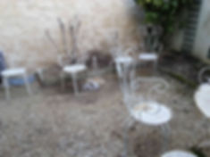 Terrasse bois exotique Serris Chessy Montevrain  Magny le Hongre Thorigny sur marne Vincennes LMJ77