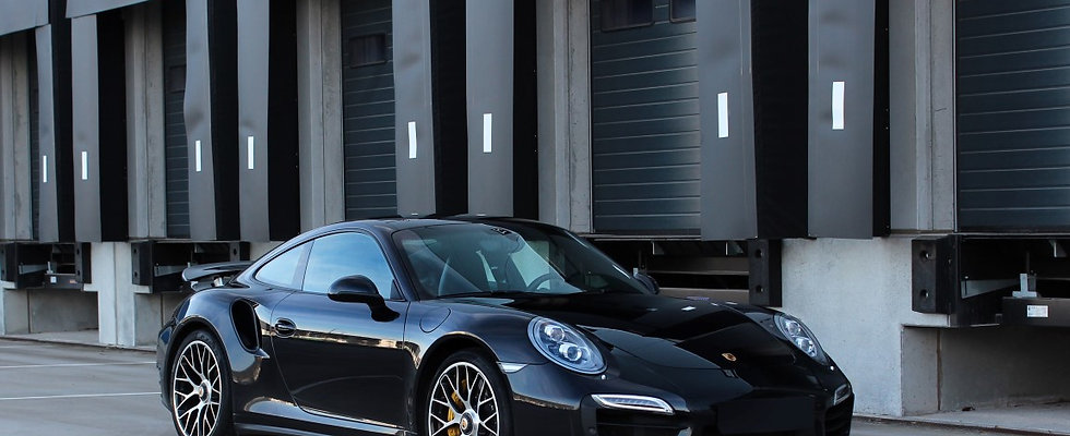 Porsche 991 Turbo S Coupe
