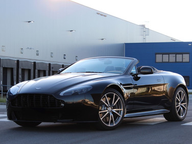 Aston Vantage S Roadster