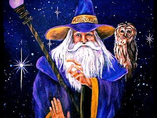 El Mago y su Camino
