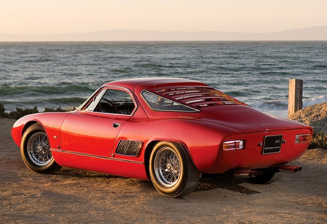 1963 ATS 2500GT