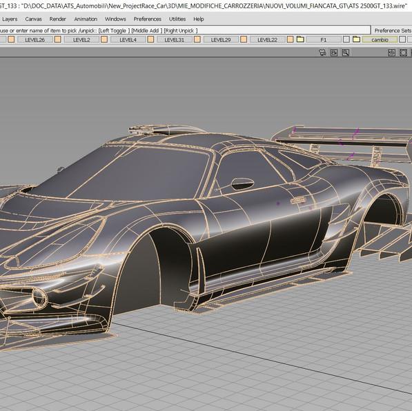 AUTODESK ALIAS 3D MODEL