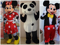 Mascotes - Princesas e Principes Eventos Infantis
