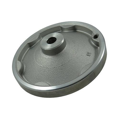 "Handwheel Bore 5"" DIA. 1/2"""