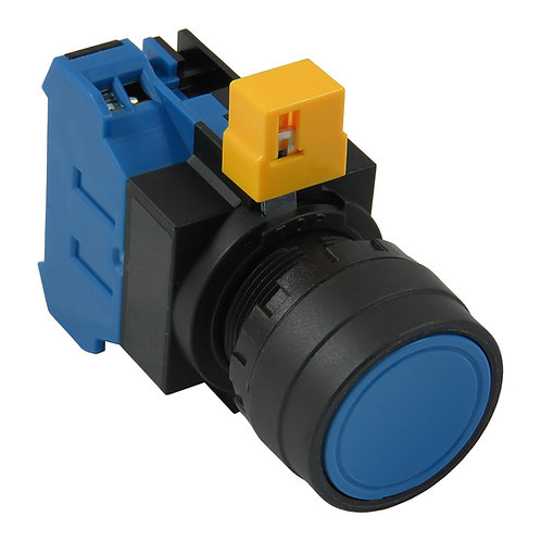 Blue Push Button Switch