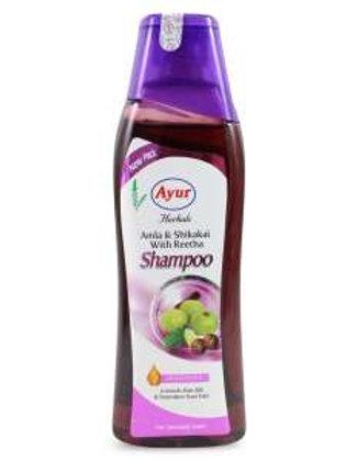 Ayur Herbal Shampoo -200 ml