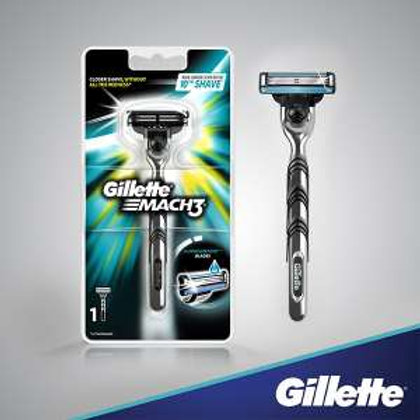 Gillette Mach III Turbo Shaving Razor