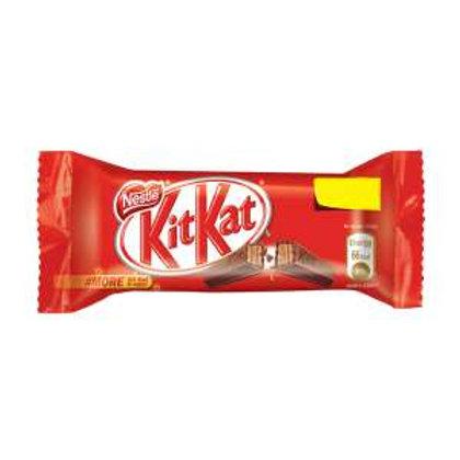 Nestle Kitkat 2 Finger Chocolate Covered Wafer Bar 13.2 g