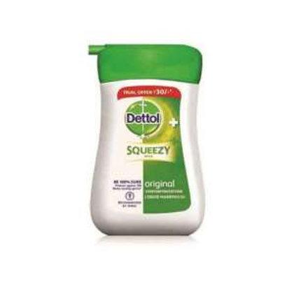 Dettol Squeezy Liquid Handwash 100ml