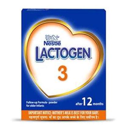 Nestlé LACTOGEN Follow-up Formula Powder (Up to 12 month)