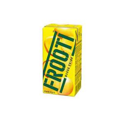 Frooti Mango drink, 150ml (full cool)