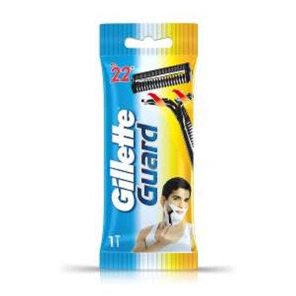 Gillette Guard Manual Shaving Razor, 1pic