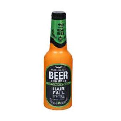 Park Avenue Beer Shampoo Hair fall Control ,180ml