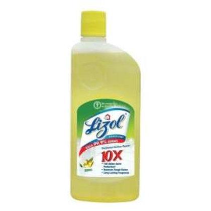 Lizol Disinfectant Floor Cleaner (Levender), 500ml