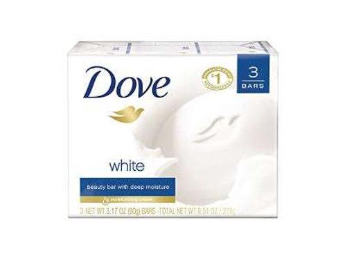 Dove Cream Beauty Bathing Bar  (3 x 75 g)