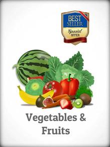 Vegetables &Fruits