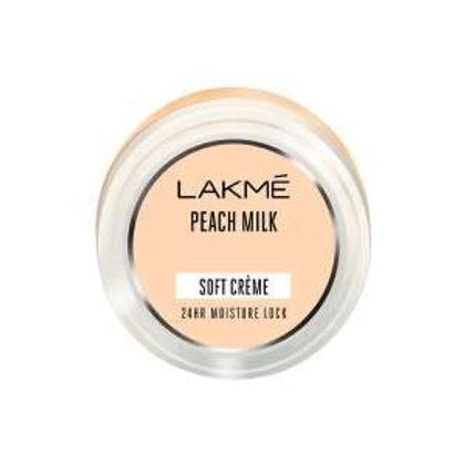 Lakme Peach Milk Soft Crème, 65g