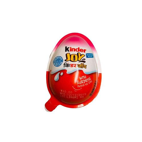 Kinder Joy Chocolates for Boys, 20g