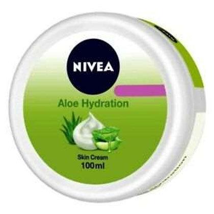 NIVEA Aloe Hydration Skin Cream, 50ml