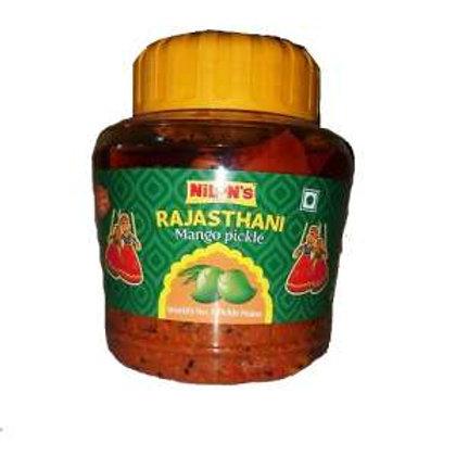 Nilon's Rajasthani Mango Pickle - 1kg