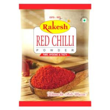 Rakesh Red Mirch Powder (Chilli) 200g