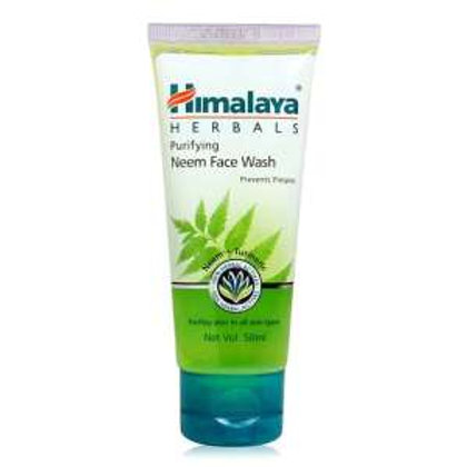 Himalaya Neem Face Wash,50ml