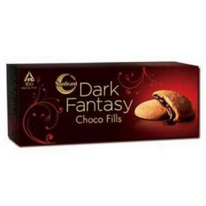 Sunfeast Dark Fantasy Biscuits - Choco Fills, 75g