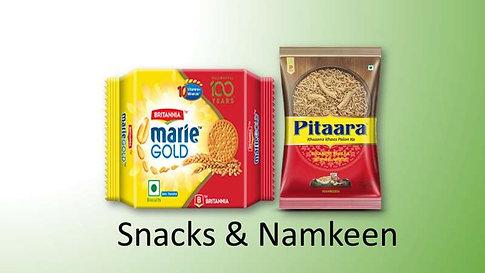 Snacks & Namkin