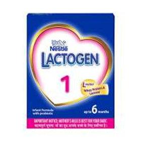 Nestlé LACTOGEN 1 Infant Formula Powder (Up to 6 month)
