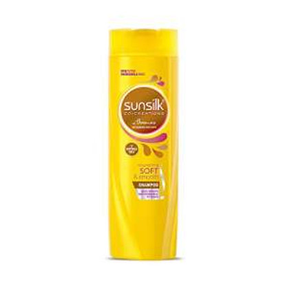 Sunsilk Nourishing Soft & Smooth Shampoo, 180 ml