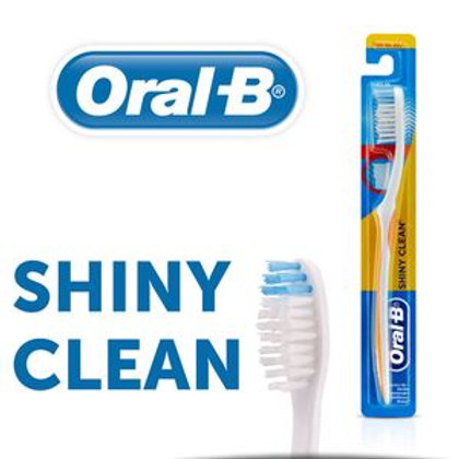 Oral-B Shiny clean ToothBrush , 1pic